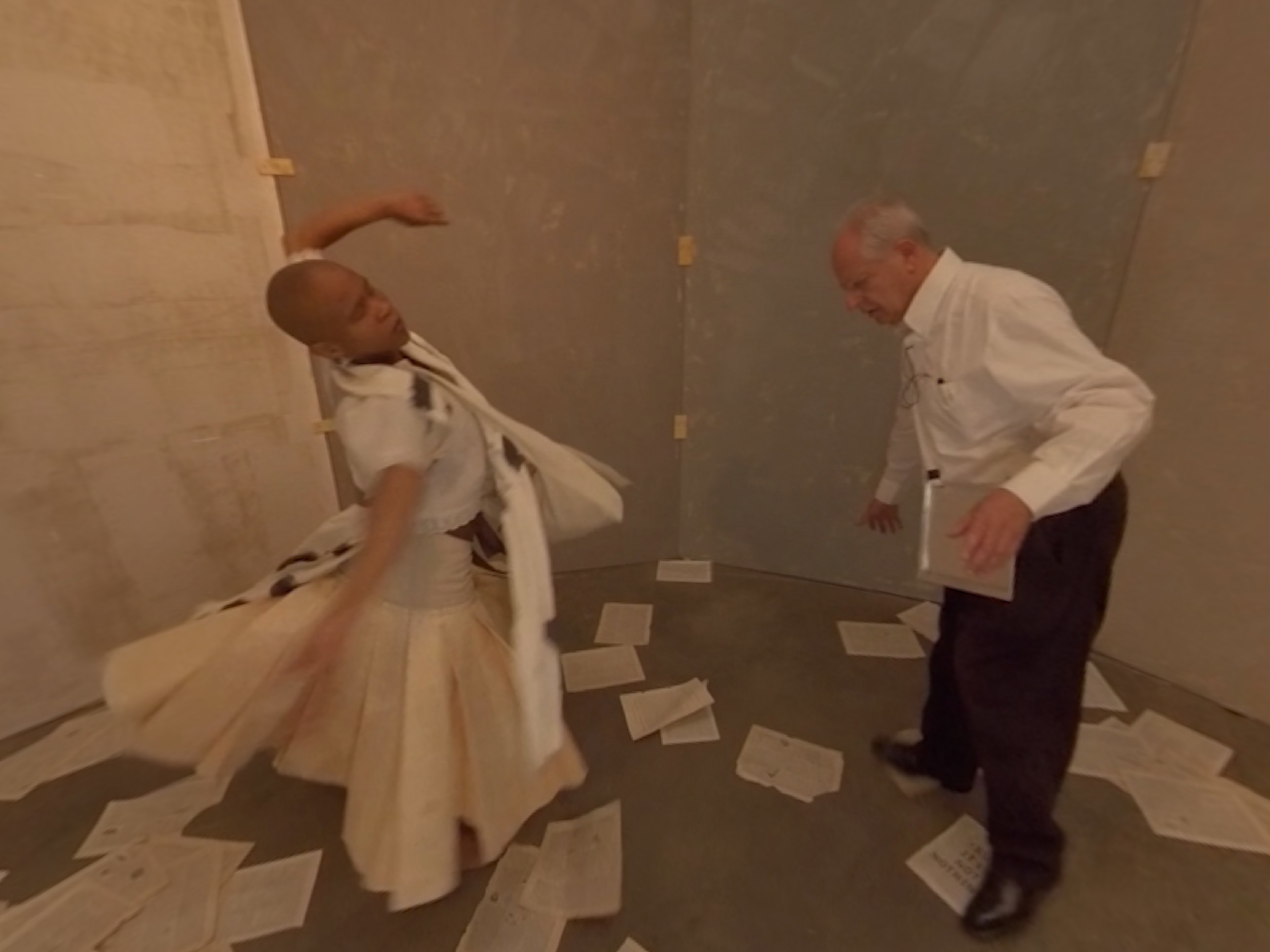 William Kentridge Day will Break More Than Once