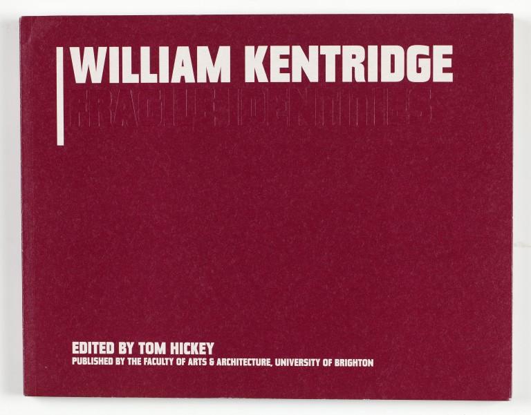 William Kentridge_Fragile Identities cover