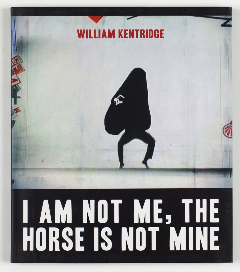 William Kentridge_I am not me, the horse is not mine cover