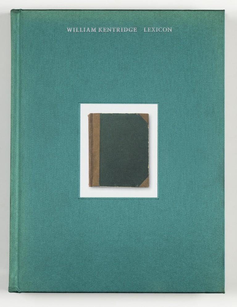 William Kentridge_Lexicon cover