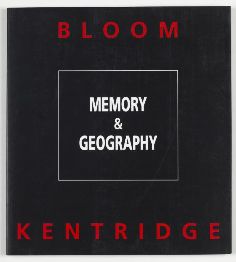 William Kentridge_Memory & Geography cover