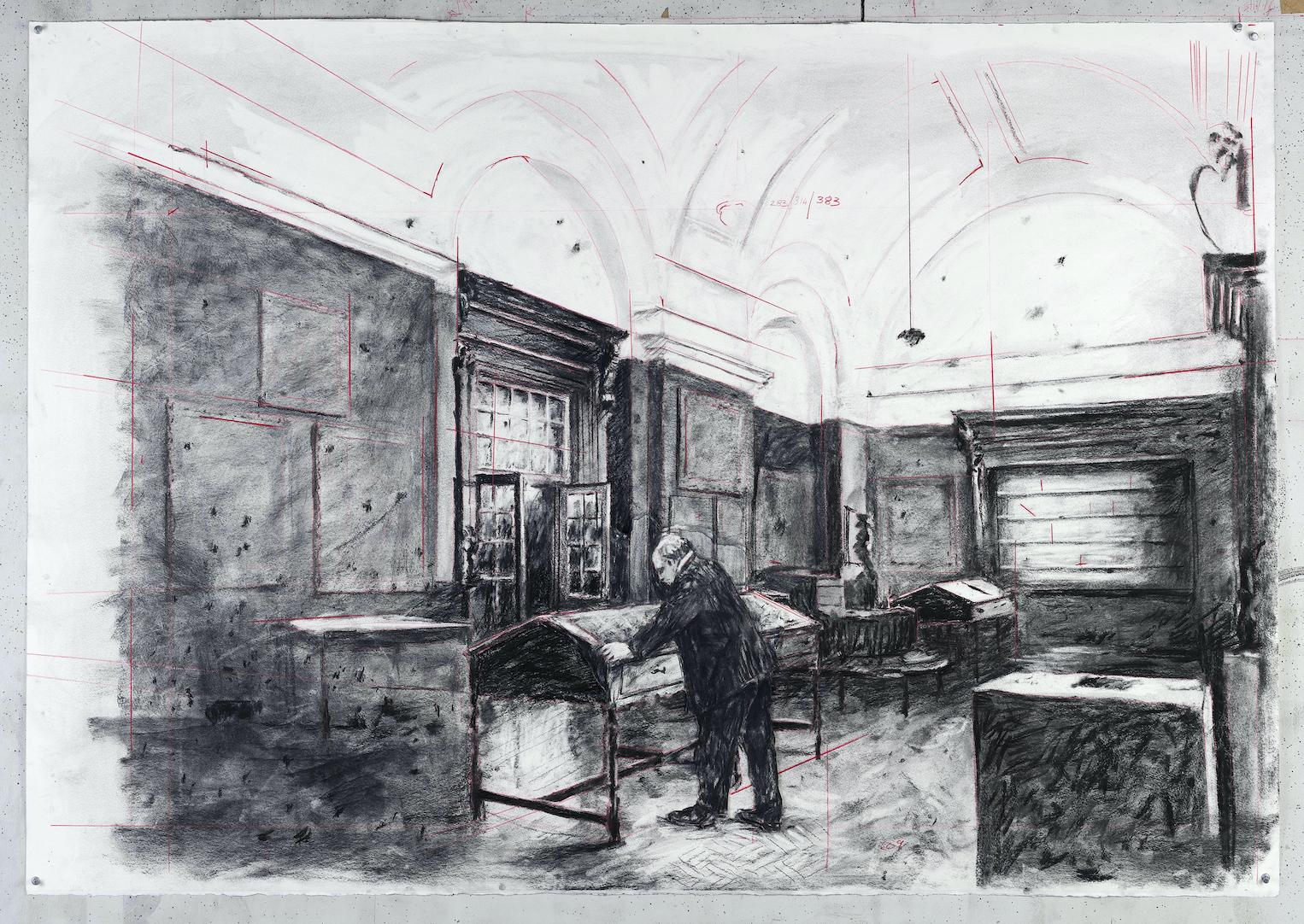 William Kentridge: City Deep