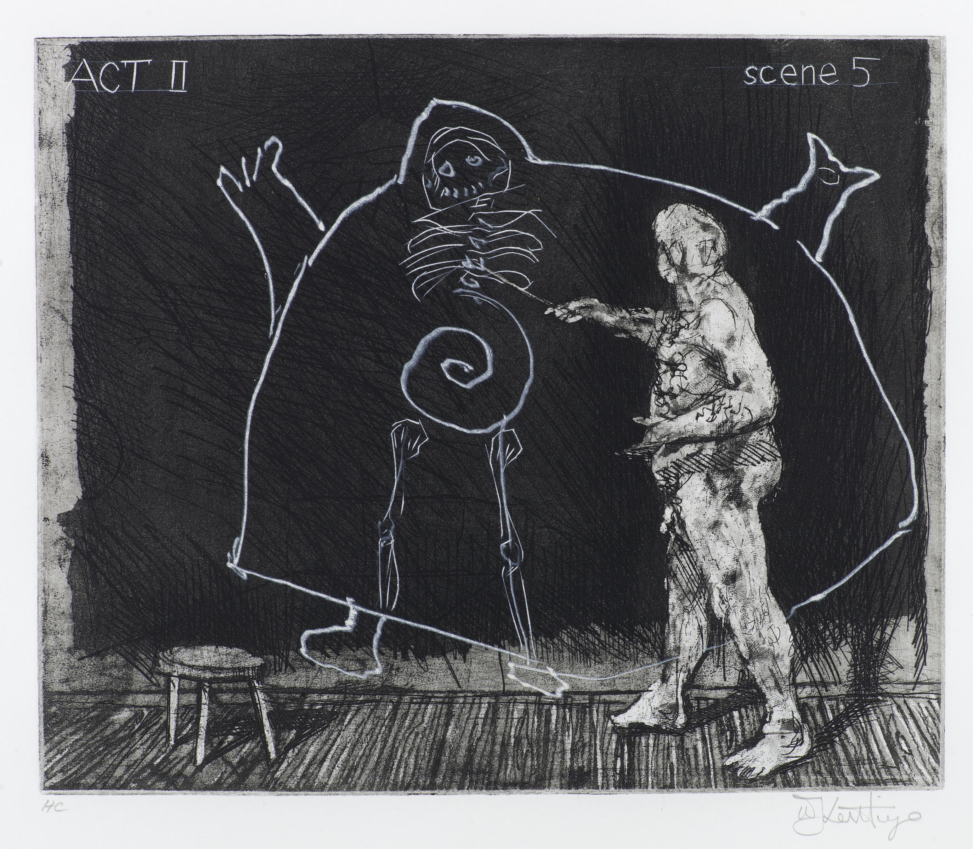 Act II / Scene 5